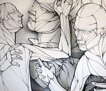 Выставка Никиты Nomerz «Перемещение»
