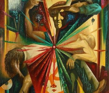 Выставка Александра Гунзенова «Эйдосова мельница»