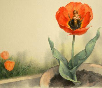 Exhibition «The Magic Tale of Anastasia Arkhipova»