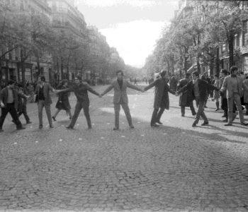 Выставка фотографий Филиппа Гра «В сердце Парижа. Май 1968»