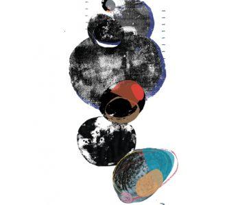 Выставка Андрея Дмитренко «Влажные камни, брошенные в толщу воды»